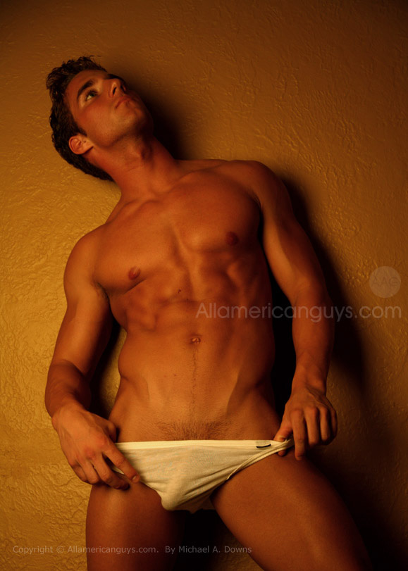 AAG Model Christian Nude!